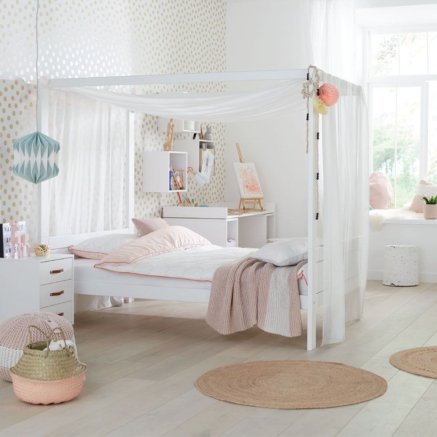 Lifetime Himmelbett Bett ideen, Schlafzimmer ideen und