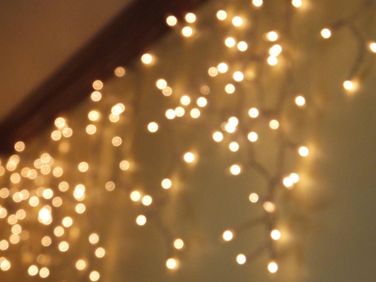 Pink christmas lights in bedroom - Image For Christmas Lig Hts Photography Tumblr Desktop Wallpaper