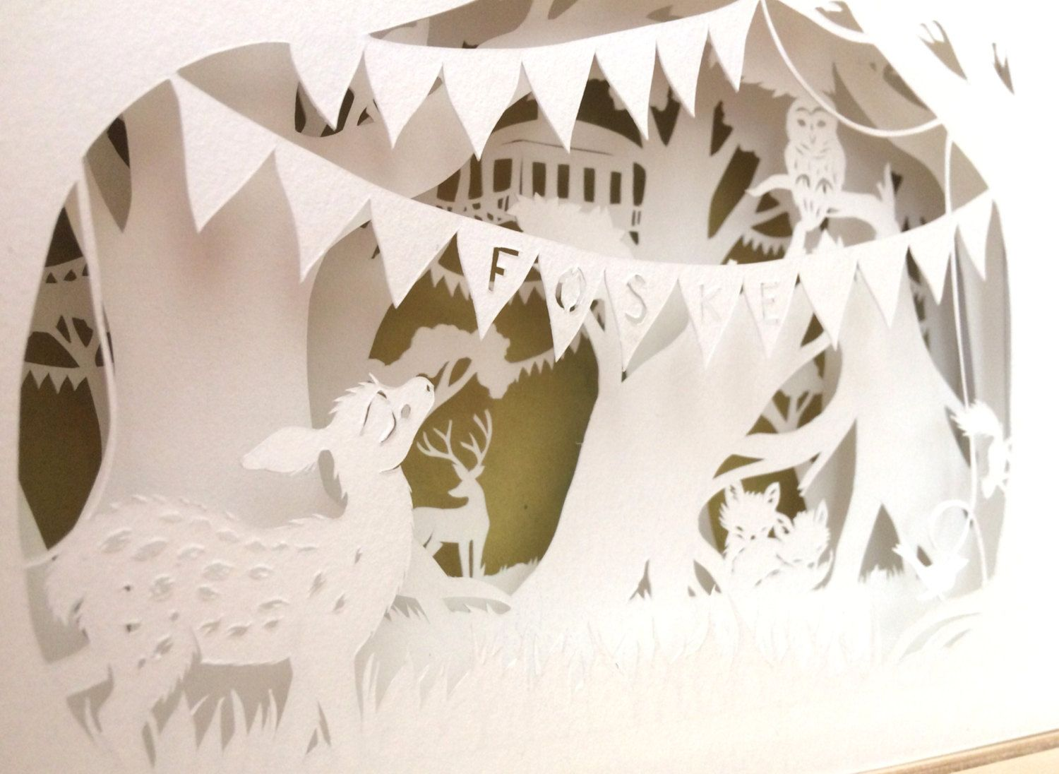Image result for paper diorama