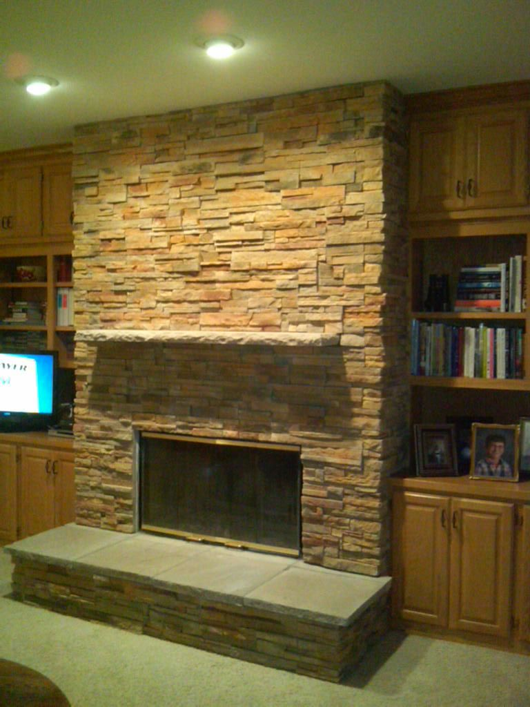 harvest alpine ledgestone twin city fireplace fireplace mantel