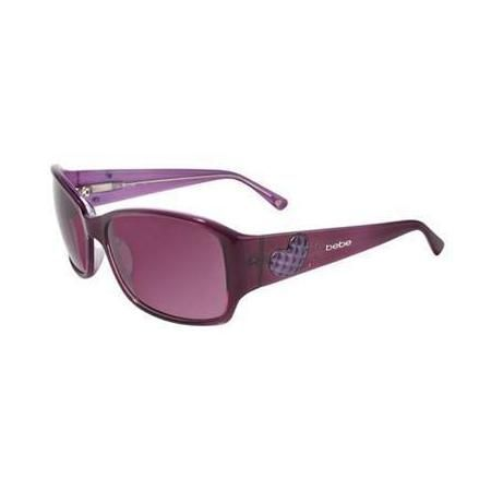 75b73737e8 Bebe Women s Sunglasses BB7036 - PLUM