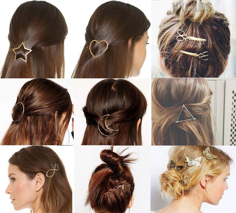 Accessorize Hair Styling Accessories Ebay Clothes Shoes Accessories Triangle Hair Hair Pins Hair Hacks