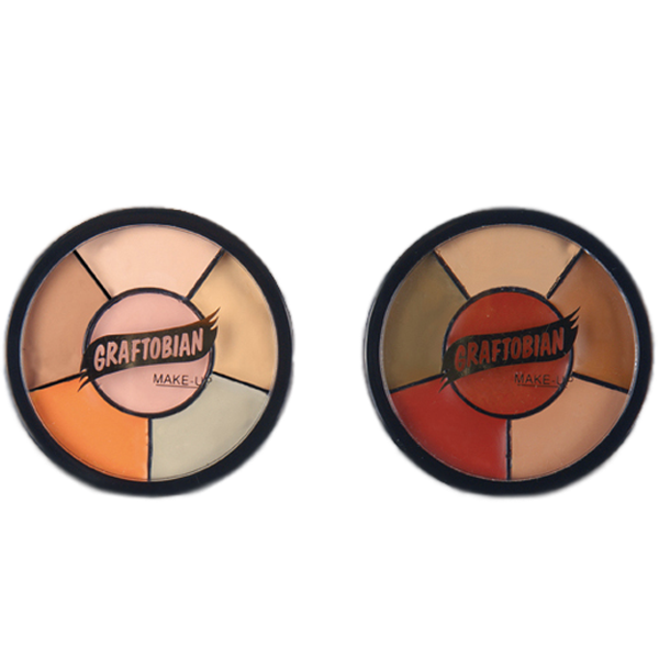 Graftobian Corrector/Neutralizer Wheel (With images