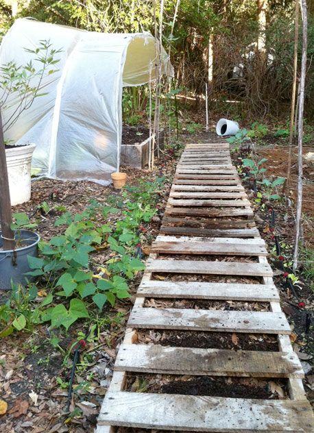 Backyard Garden Irrigation : Couple of interesting diy small garden projects drip