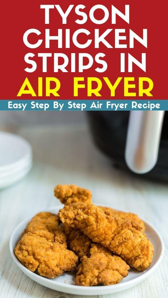 Tyson Chicken Strips In Air Fryer Recipe This Recipe