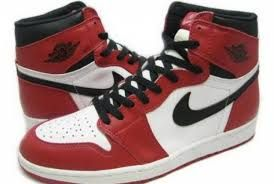 when were the first pair of jordans made