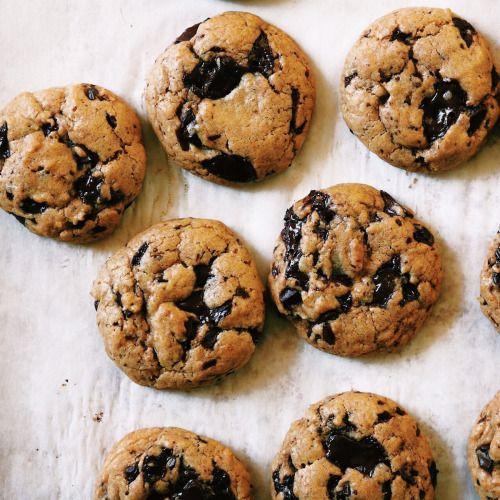 "fullcravings: "" Spiced Pumpkin Chocolate Chunk Cookies """