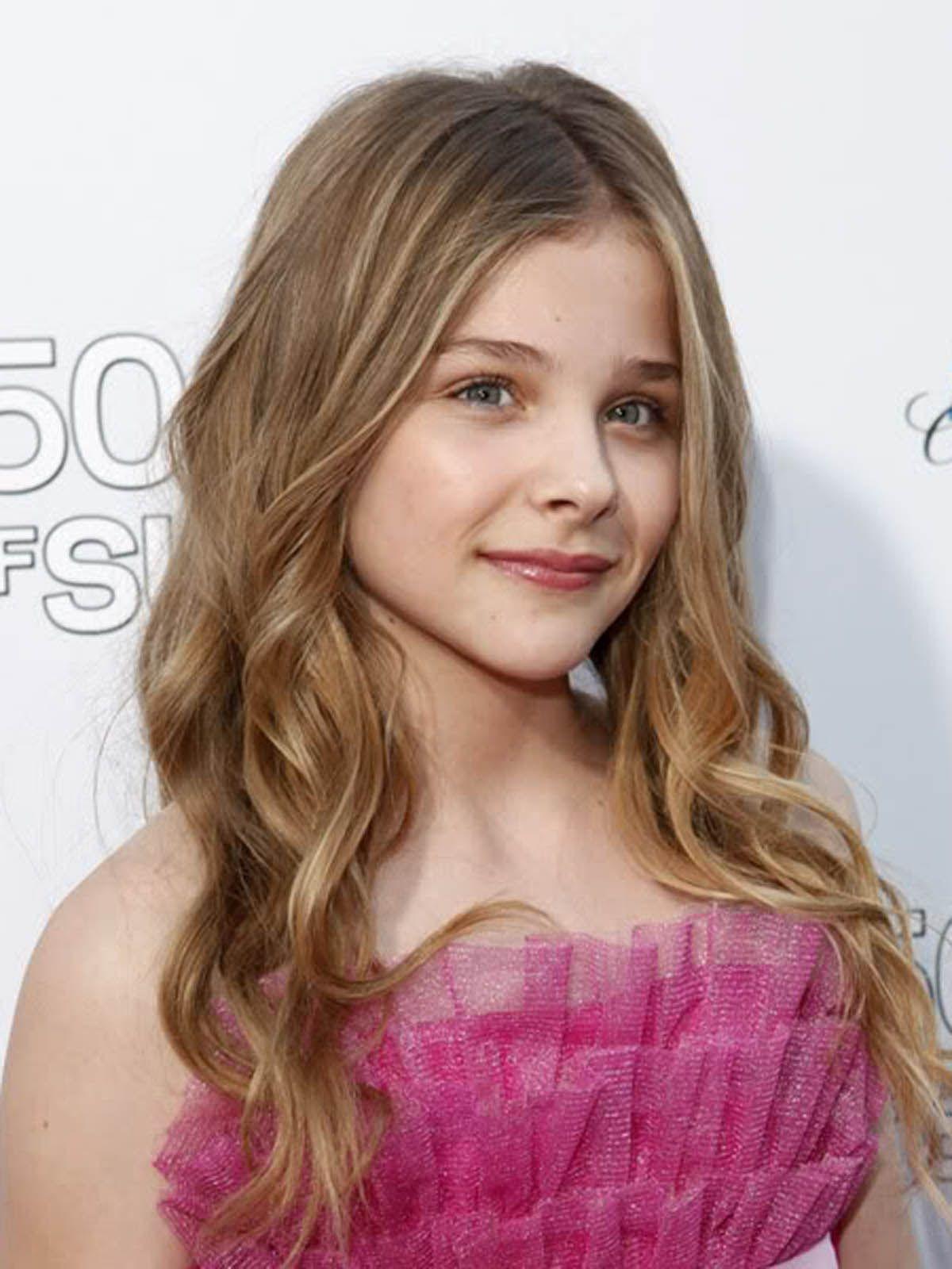 Is a cute Chloe Grace Moretz