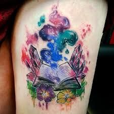 Résultats de recherche d'images pour «book tattoo»