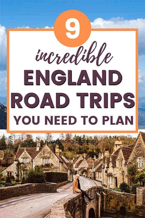 Need England Road trip ideas? Here are 9 of the best