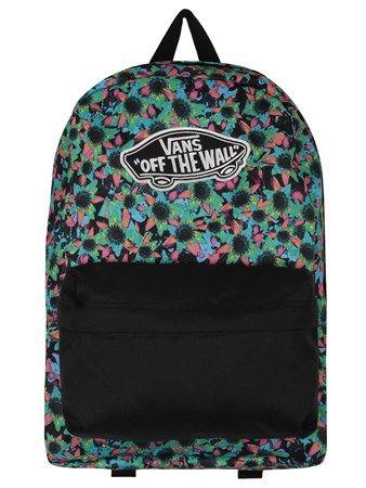 b936e4ee2c Buy Vans Floral Mix Realm Backpack