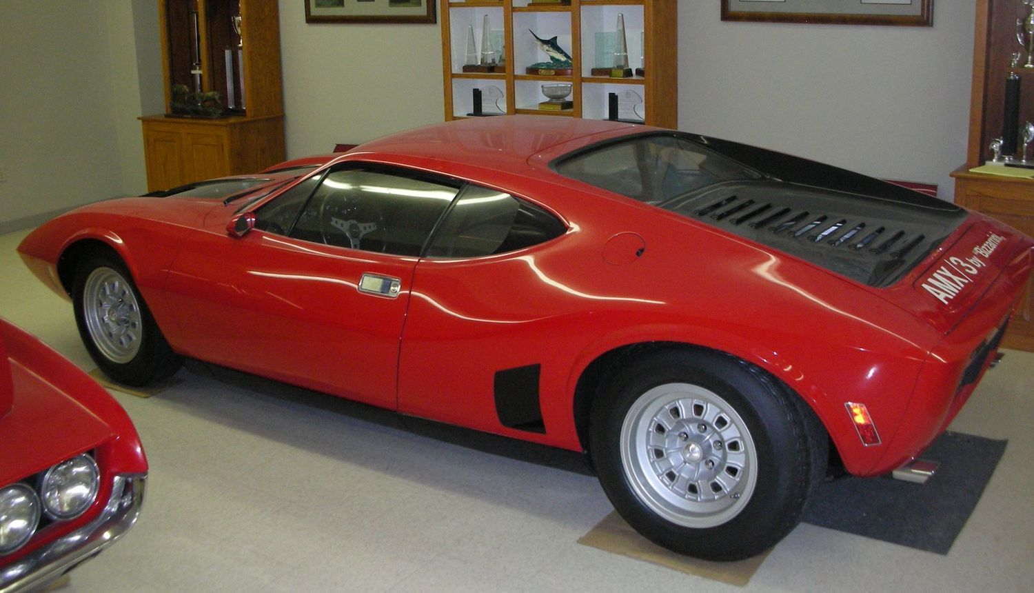 An AMX/3 comes up for sale for the first time in 15 years | Kit cars ...