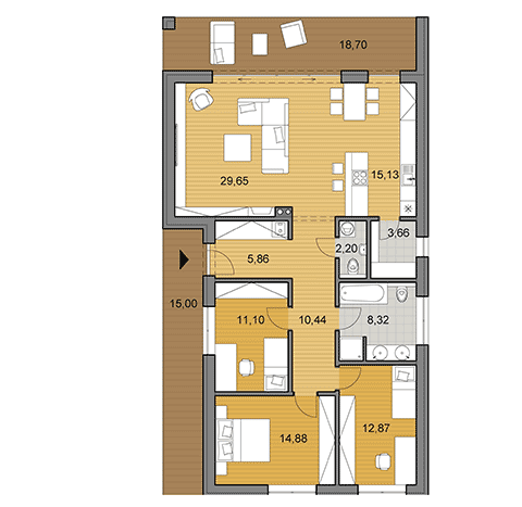 House Plans Choose Your House By Floor Plan Djs Architecture Small House Floor Plans House Plans House Floor Plans