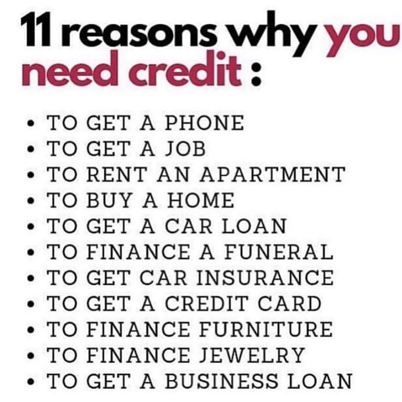 Credit Is So Important Fix Your Credit Now Not When You Ll Need It Most Creditrepair Creditrestor How To Fix Credit Credit Solutions Credit Restoration