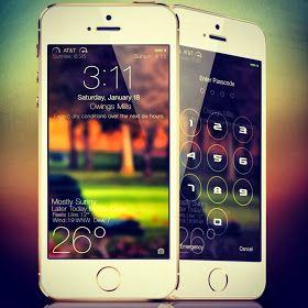 Apple Idevices Jailbreak News Groovylock Cydia Ios7 Theme Review Jailbreak Iphone Wallpaper Free Download Iphone Hacks