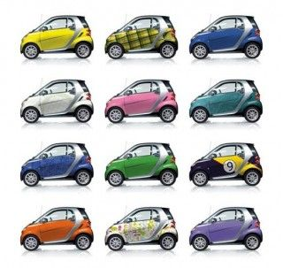 Smart Car Color Google Search