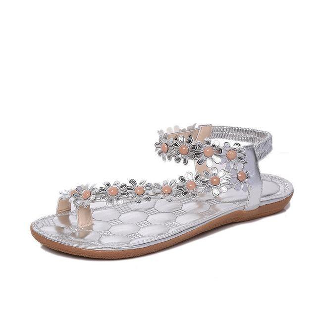 TMKOO Elegante Señoras Open Toe Zapatos de Playa Sandalias Confort (Color : Negro, Tamaño : 39)