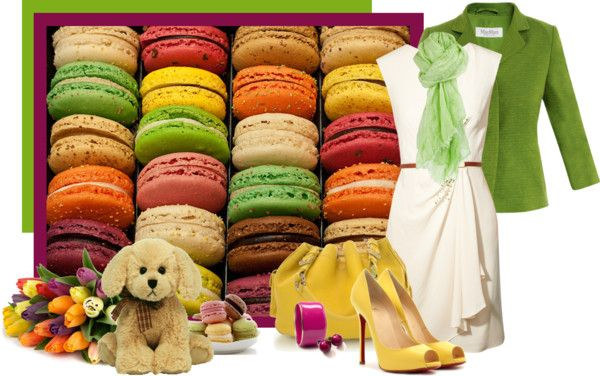 """""""Sweet and colored"""" by madamedeveria on Polyvore"""