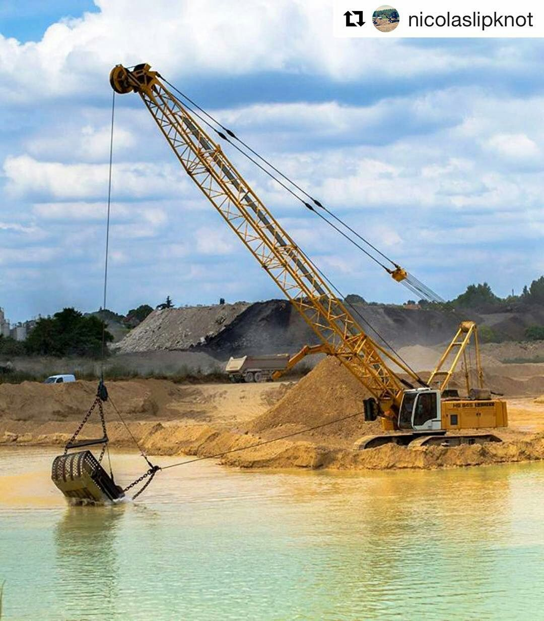 Heavy Equipment, Earth Moving