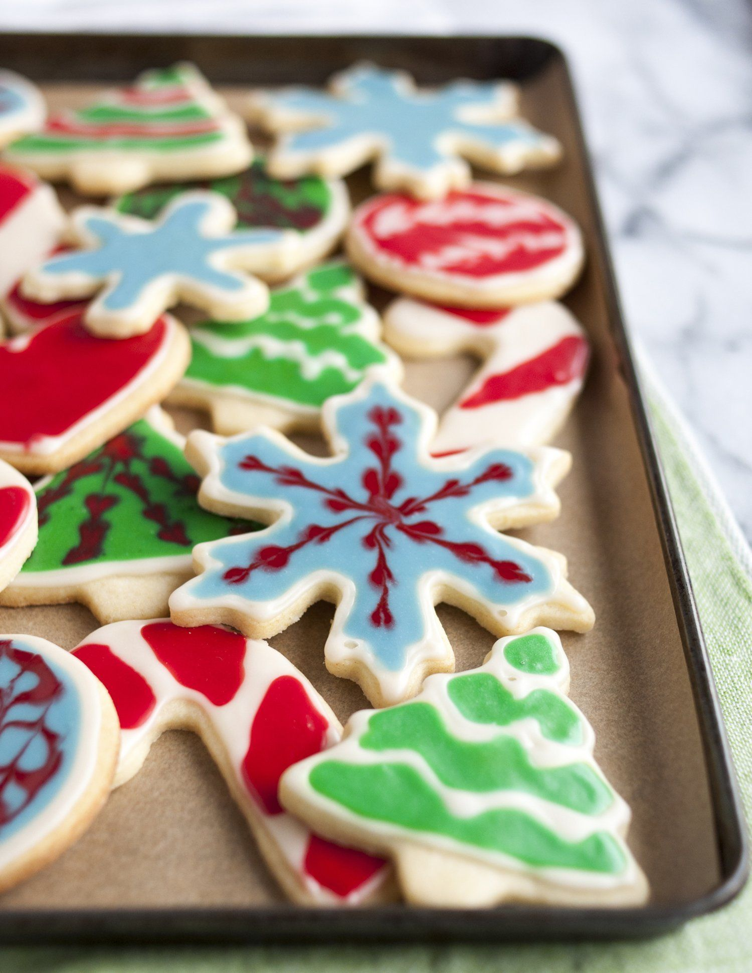 How to Decorate Cookies with Icing Recipe Cookie