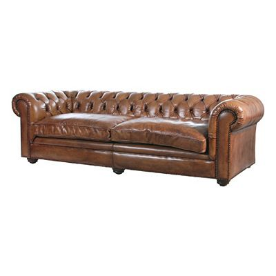Canape Chesterfield La Maison Coloniale 242 X 100 X 71 Cm Furniture Home Decor Design
