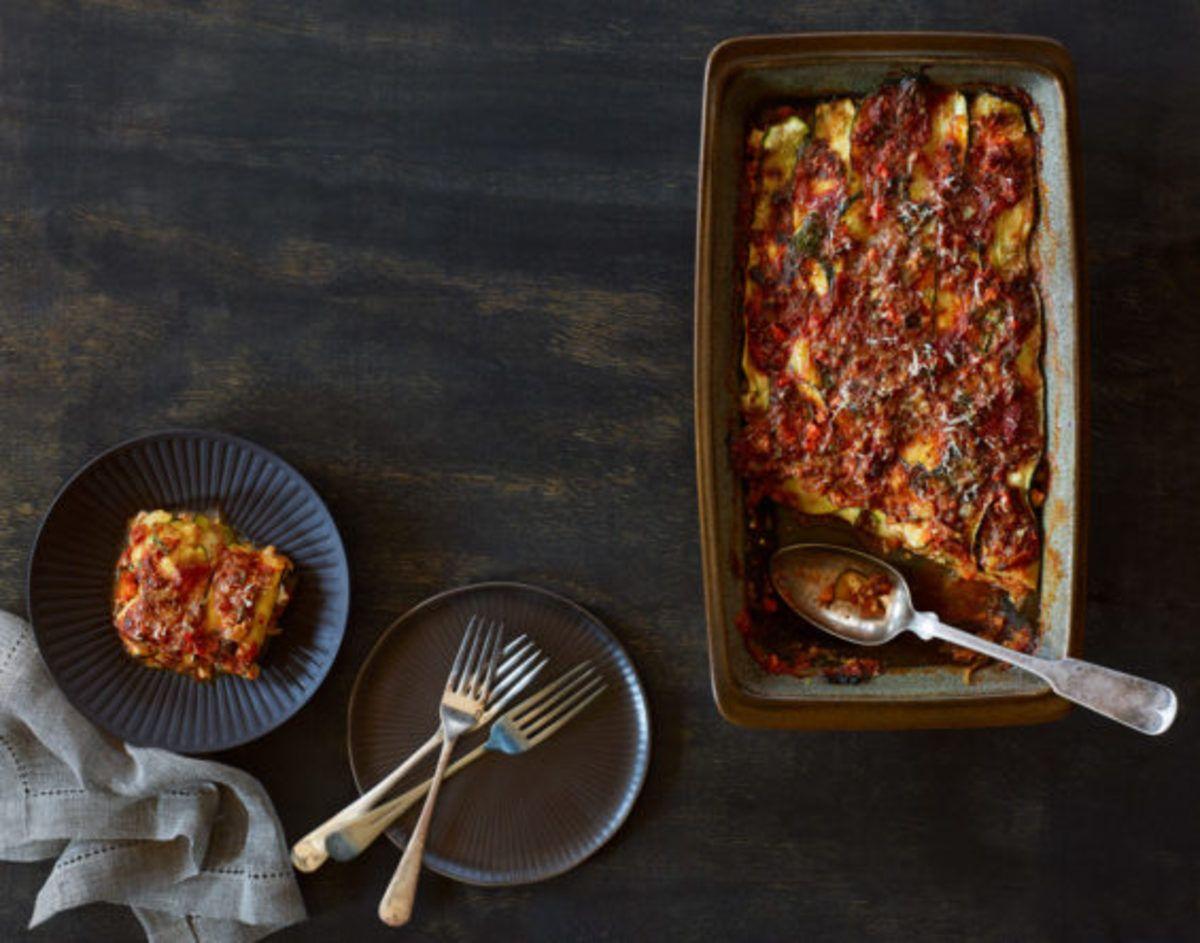 Photo of Zucchini Lasagna