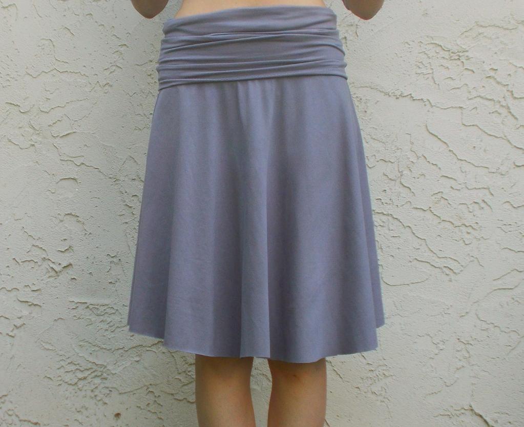 FREE SEWING PATTERN: The yoga skirt | Pinterest | Rock, Kostenlos ...