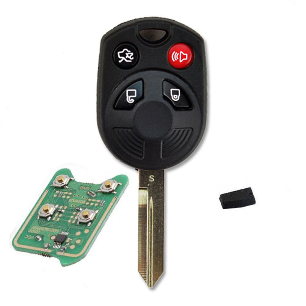Remote Transponder Key Replace Fit For Ford Focus Escape Transit 315mhz Chip 63 Ford Focus Remote Key