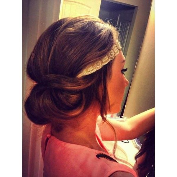 Apostolic Pentecostal Hair ❤ liked on Polyvore featuring accessories and  hair accessories - Cute Apostolic Hairstyles Apostolic Hairstyles On Pinterest