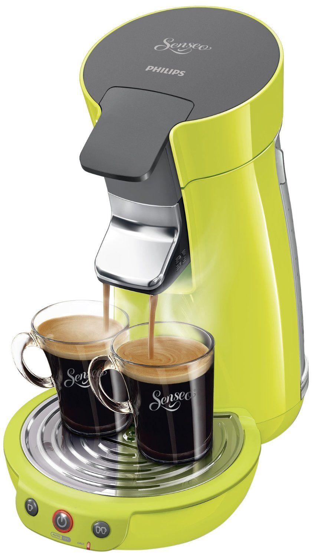 philips senseo hd7825 10 viva caf united colours kaffeepadmaschine lime yellow. Black Bedroom Furniture Sets. Home Design Ideas