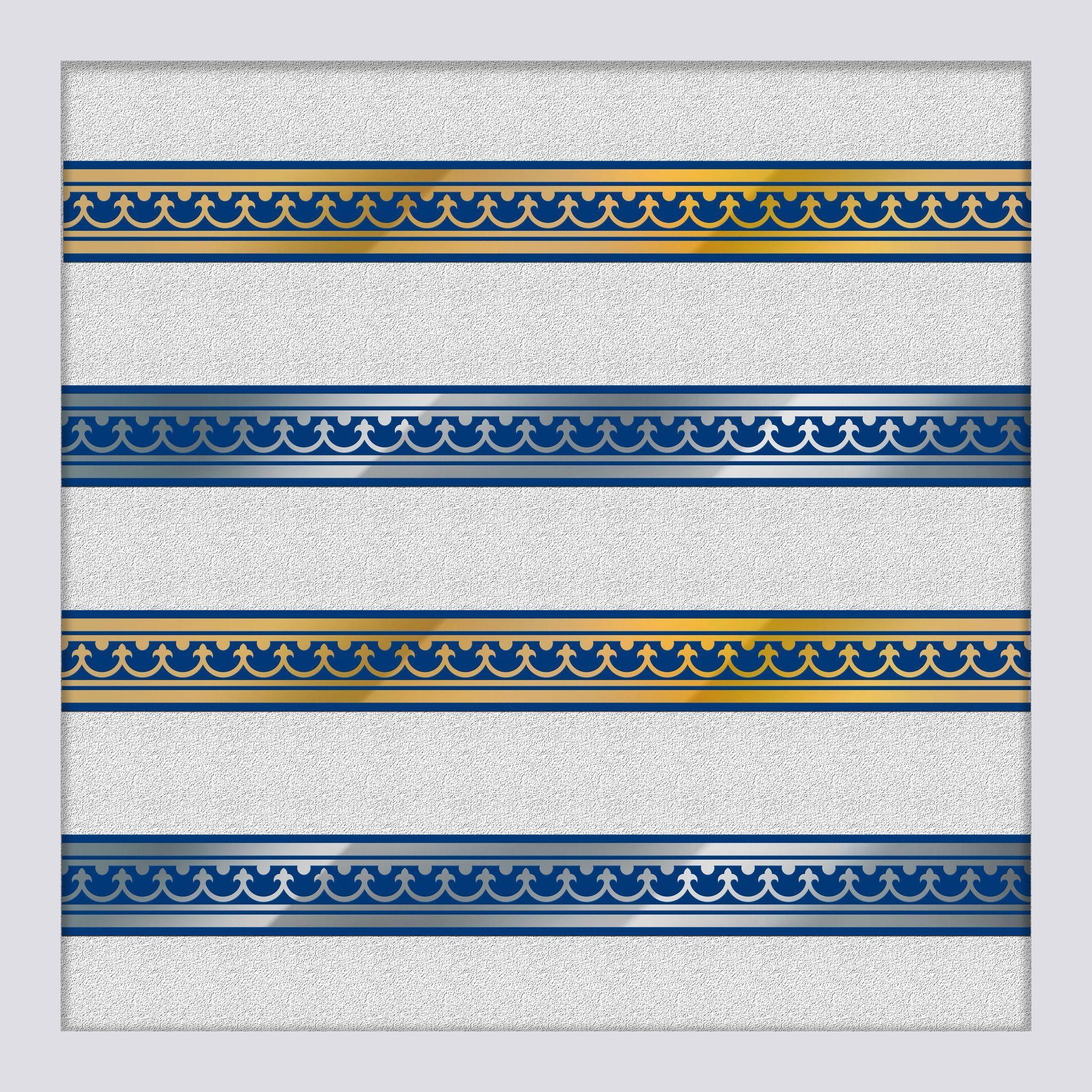 NEIVE - Peel & Stick decorative metal borders