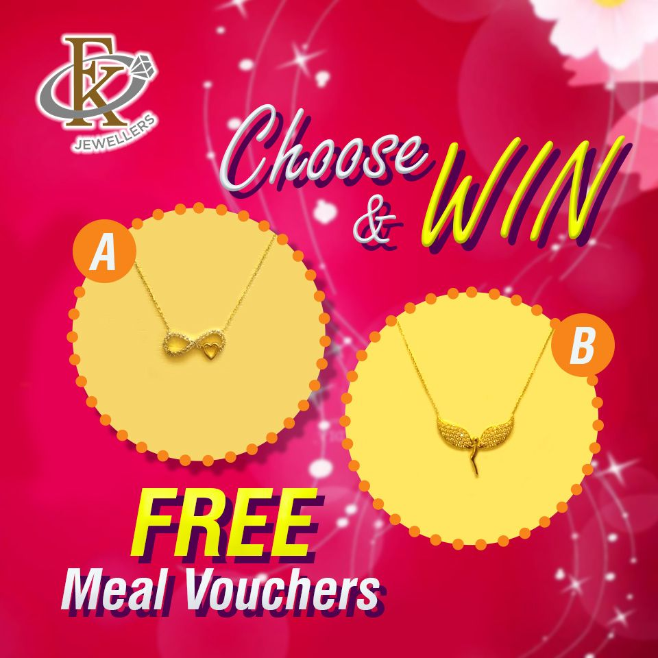 Contest Time! Stand a chance to WIN FREE MEAL VOUCHERS every day ...