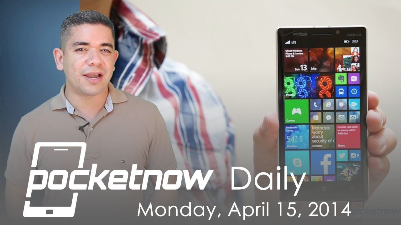 Android 4.4.3 details, Windows Phone 8.1 review, leather