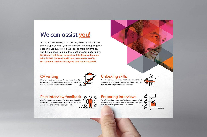 Recruitment Agency Flyer Templates Recruitment Agencies - Recruitment brochure template