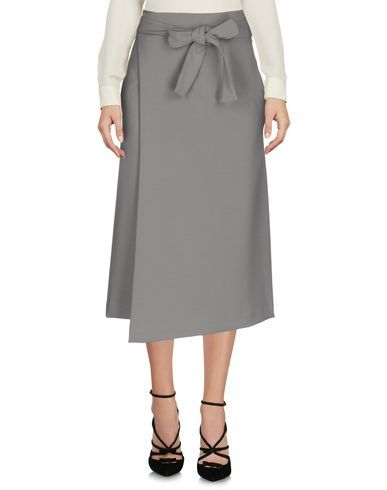 KATIA G. Women's 3/4 length skirt Grey 6 US