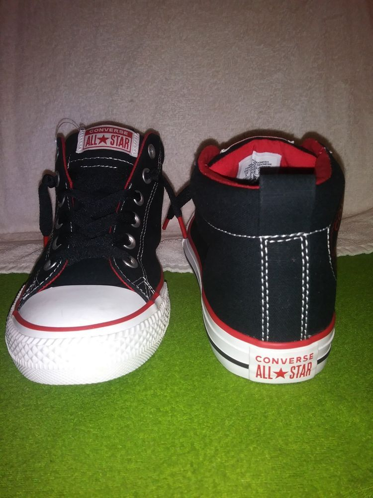 907e24146c2e Converse All Star Red And Black  fashion  clothing  shoes  accessories   unisexclothingshoesaccs  unisexadultshoes (ebay link)
