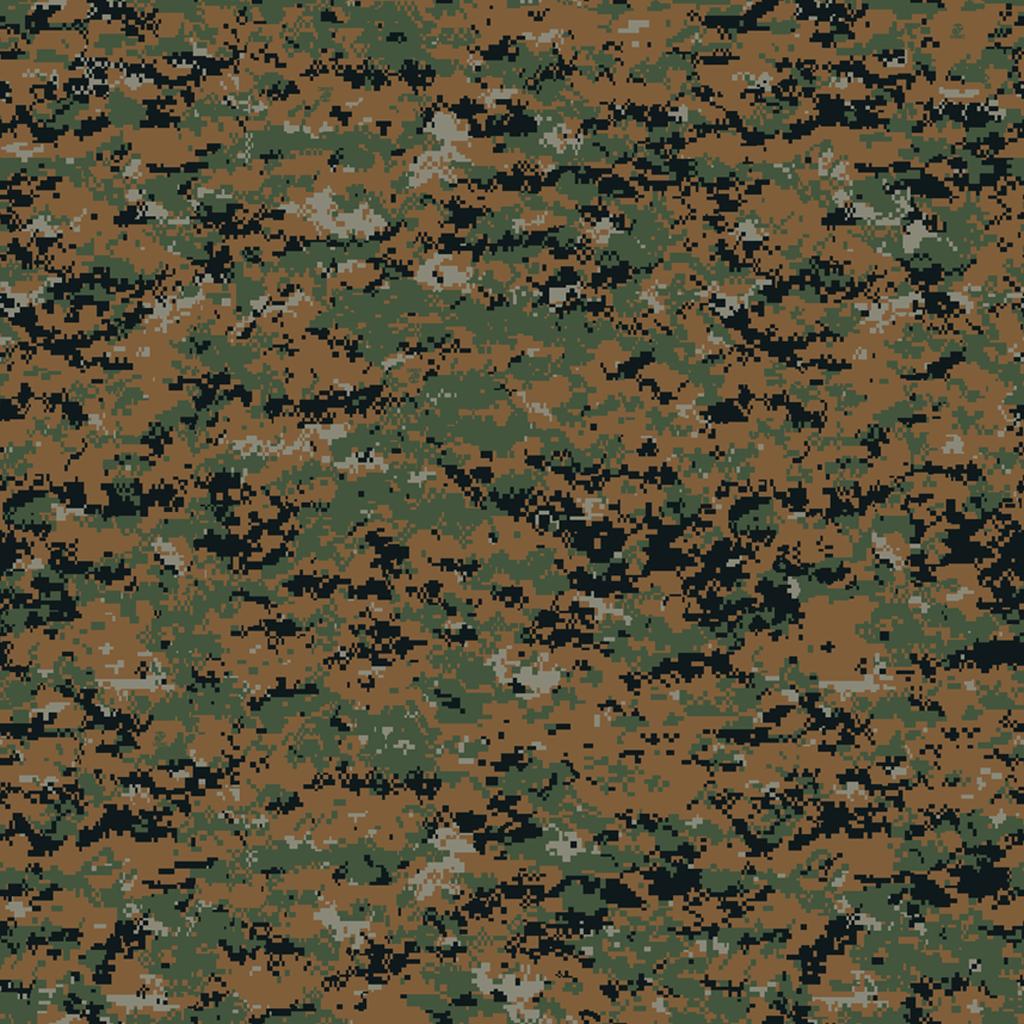 Camouflage Marpat m81 woodland