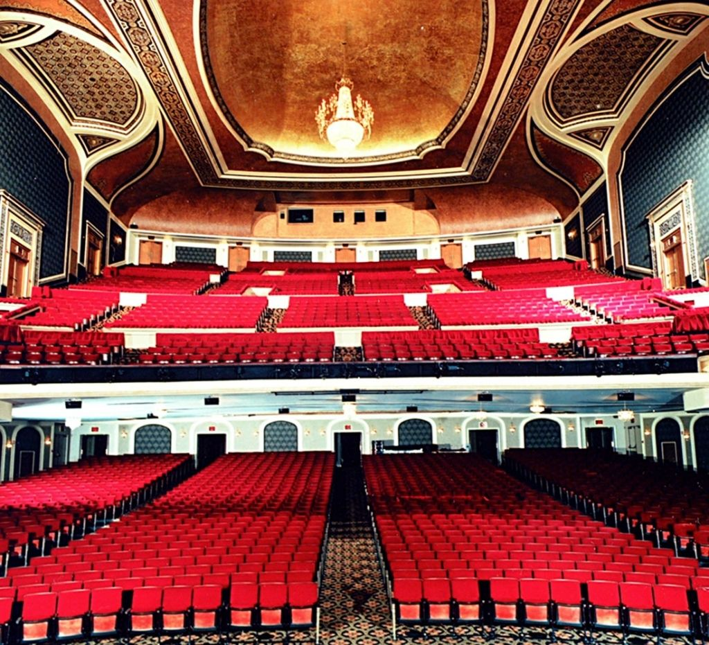 Incredible Sioux City Orpheum Sioux City Sioux City Iowa Seating Charts