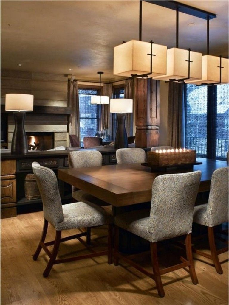 55 Current Masculine Dining Areas Decorating Ideas Dining Room Table Decor Masculine Dining Modern Dining Table