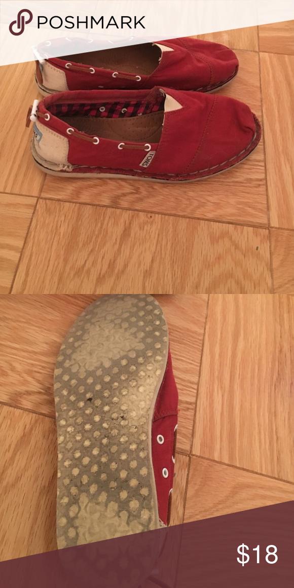 Toms with leather detail Toms with leather detail TOMS Shoes Moccasins