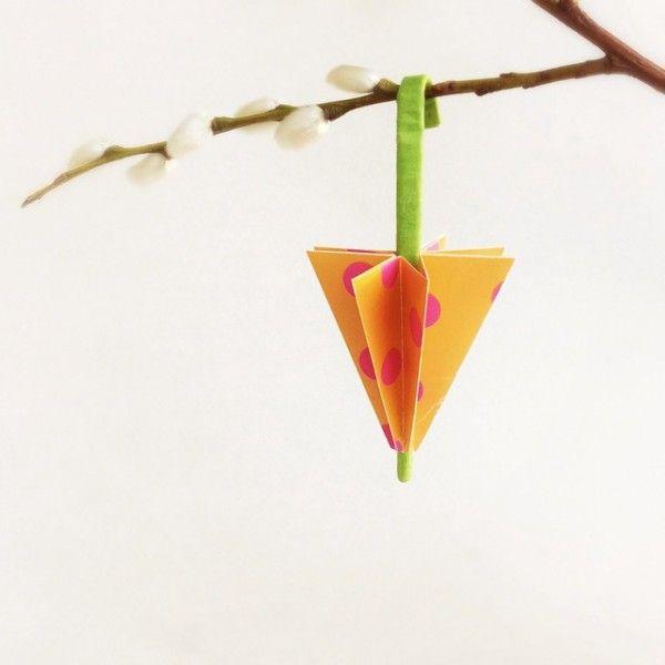 #origami #umbrella #creative #mini