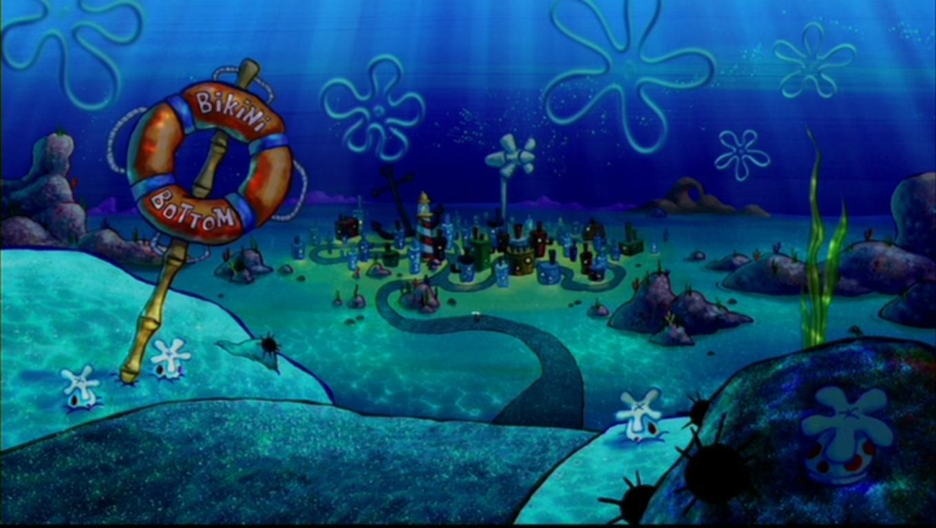 Manage Bikini bottom spongebob agree with