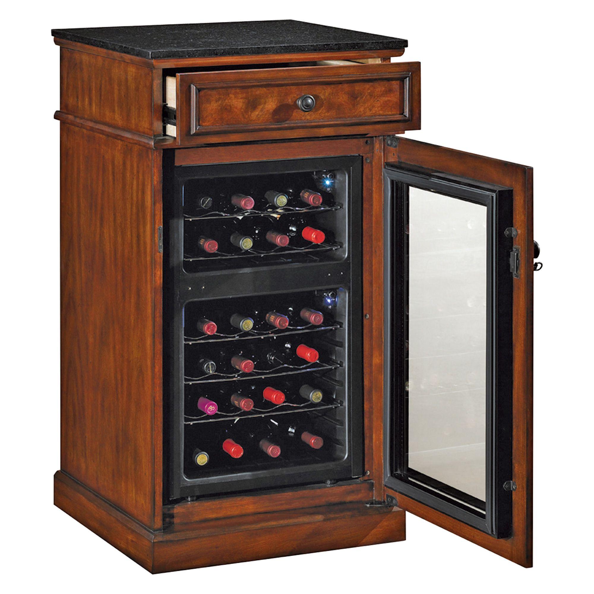 Furniture : Mini Refrigerator Cabinet With Modern RCS 4.6 Cu. Ft ..