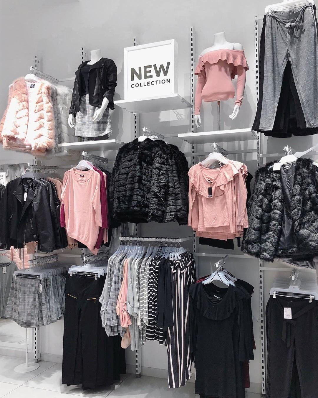 new new new! 💓#mycolloseum #aw18 #fashion #rose #grey
