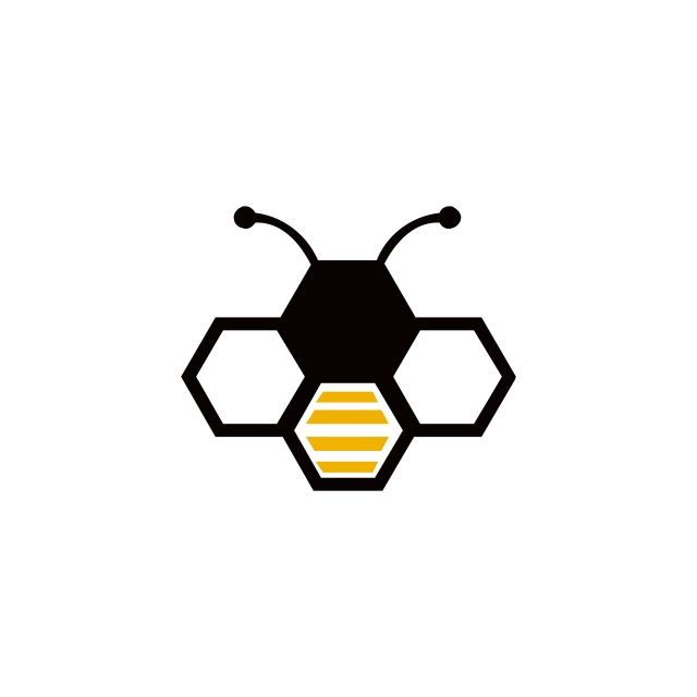 Bee Animal Icon Honey Flying Bee Insect Bugs Animal Icons Bee Icons Honey Icons Png And Vector With Transparent Background For Free Download Bee Drawing Bee Art Bee Icon