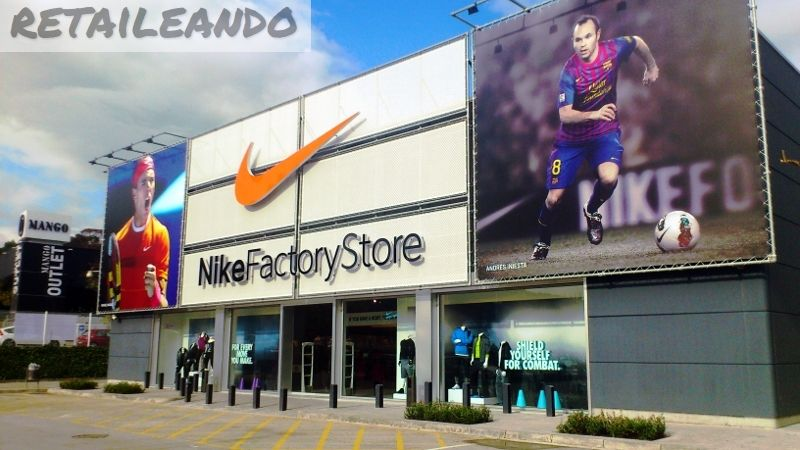 retaileando: Nike Factory Store, La Roca del Vallès · Stuff To Buy