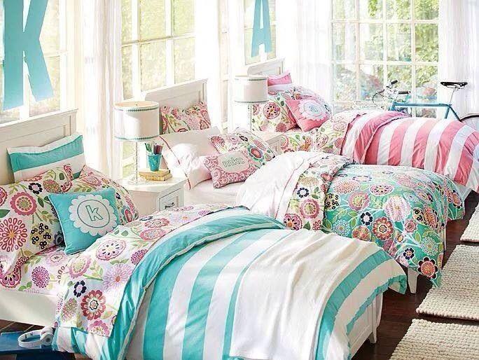 triplets bedroom - Google Search