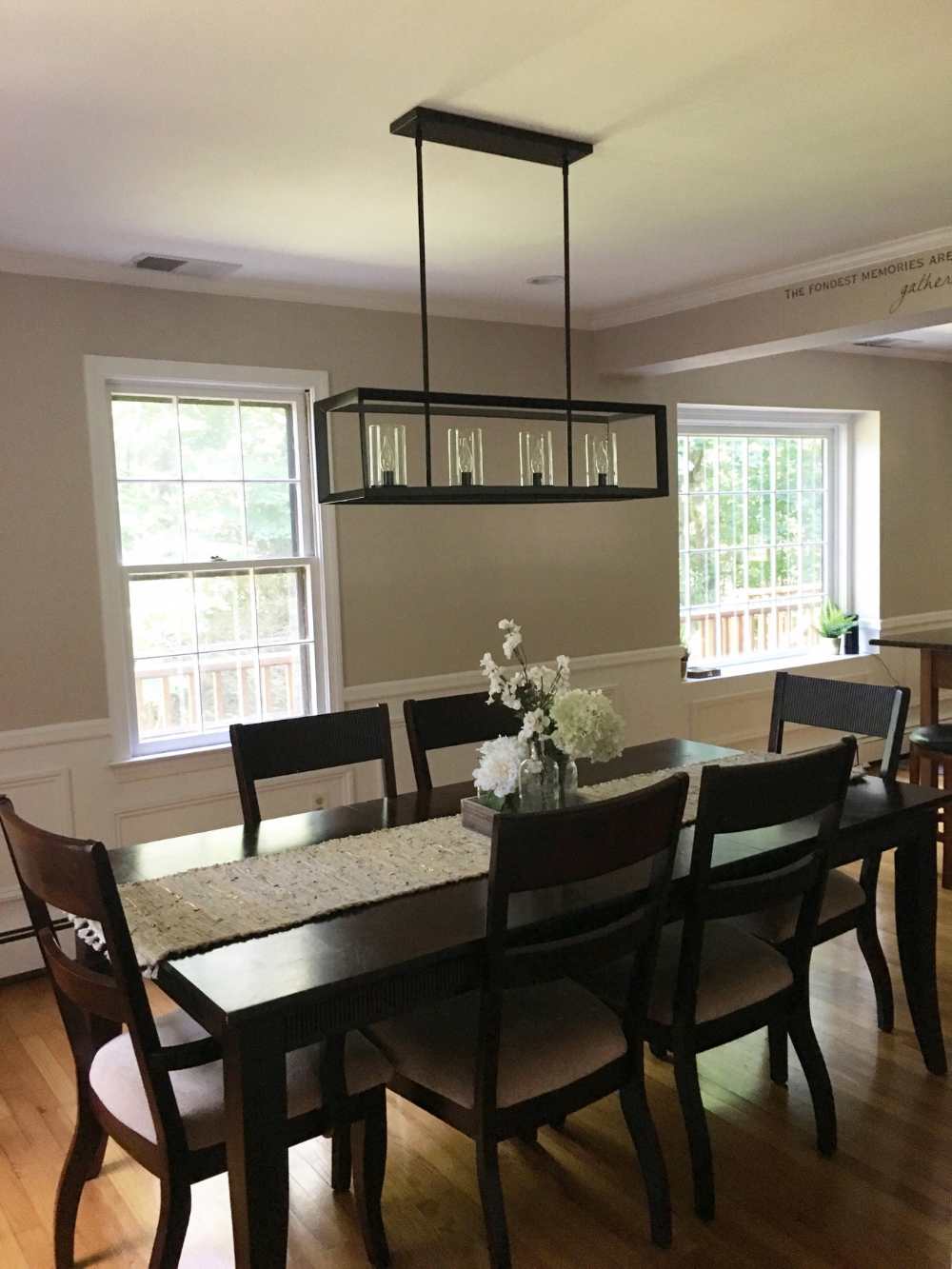 kitchenlighting in 2020   Kitchen table lighting, Dining ...