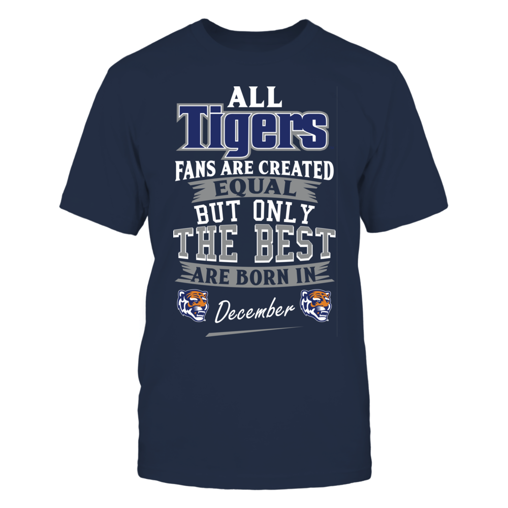 9ad68cbc4 Memphis Tigers Fans Official Apparel - this licensed gear is the perfect  clothing for fans. Makes a fun gift! Produced by best quality digital  printers.