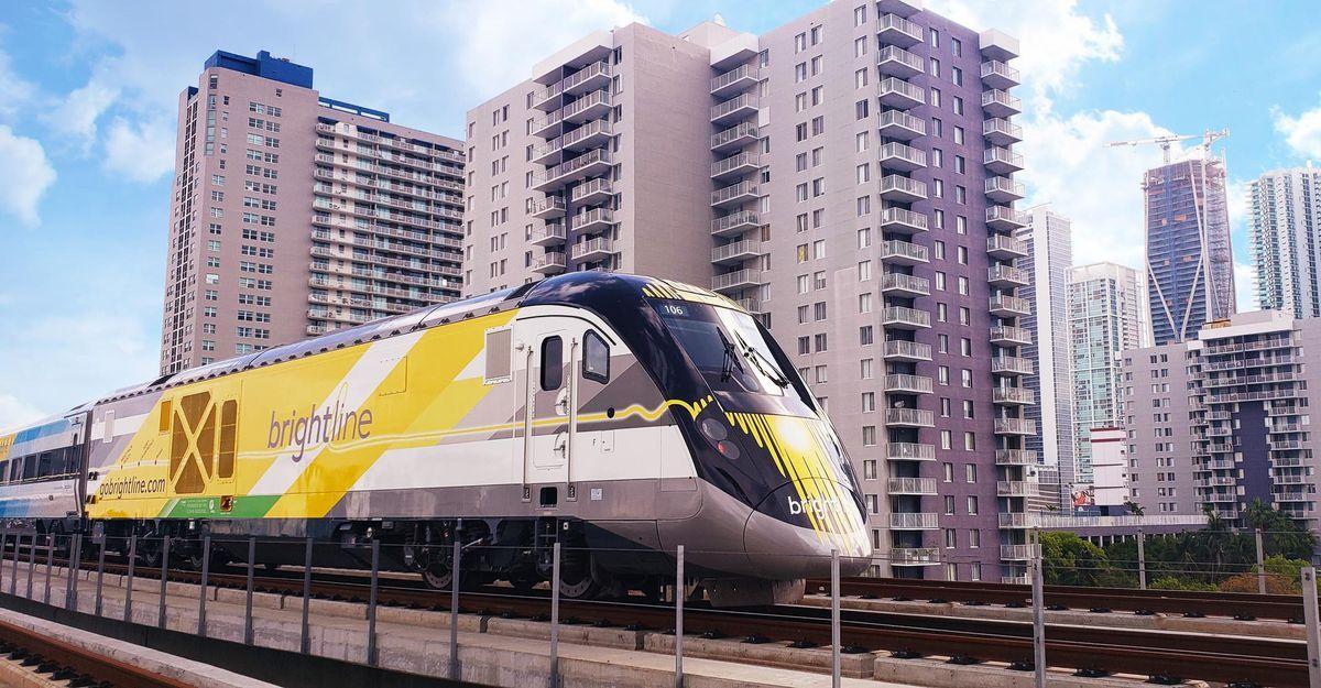 Los AngelesToLas Vegas HighSpeed Train Wins 200
